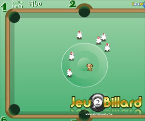 billard moutons